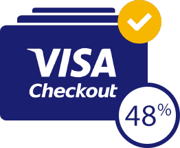 Visa Checkout icon
