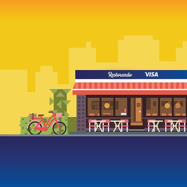 Easy melhora experiencia de usuario com Visa Checkout  510650a5007